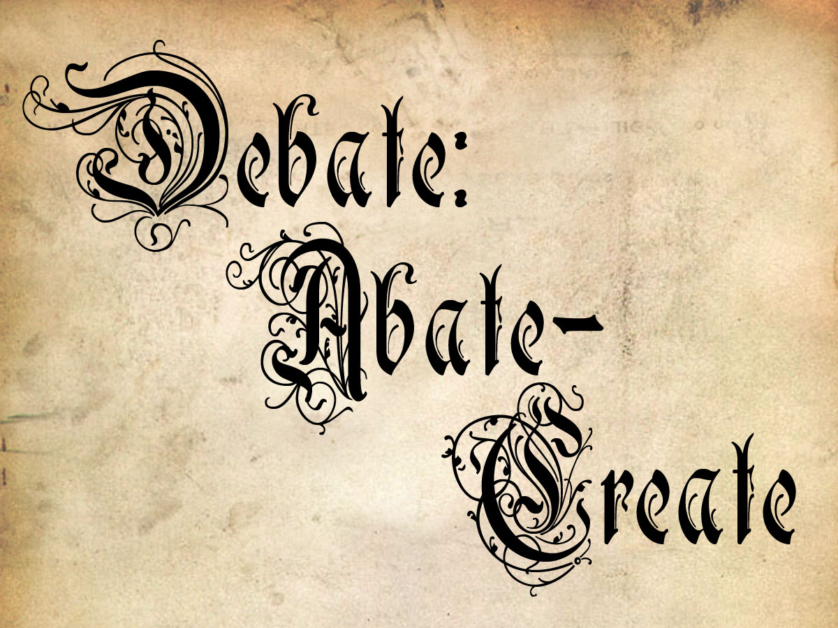 Debate Abate Create