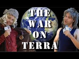 Rap News 17: The War on Terra