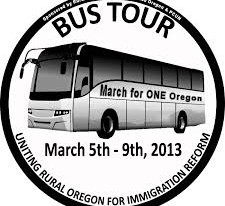 Reportback: March for One Oregon Immigrant Rights Tour