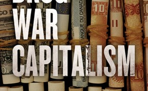 Drug War Capitalism Portland Book Launch